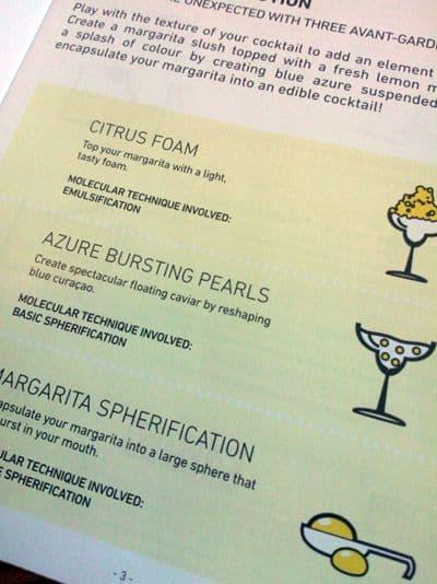 Molecule-R Revolution - Molecular Margarita Kit